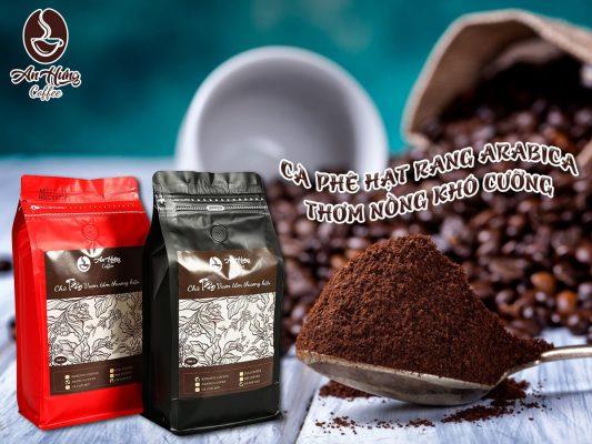 cafe hạt rang arabica