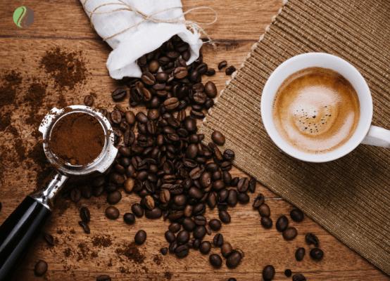 tìm mua cà phê nguyên chất.1